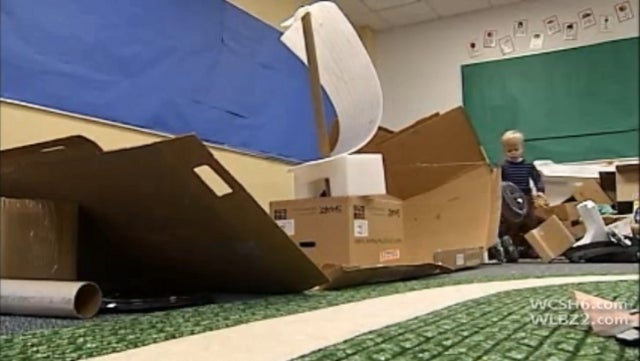 Preschool Ditches Brand-Name Toys for Cardboard Boxes, Shocked to Discover That Kids Don't Care