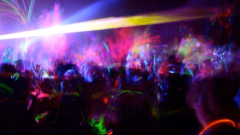 """Glow Parties"" Are the Newest Thing to Scare Parents of Teens"