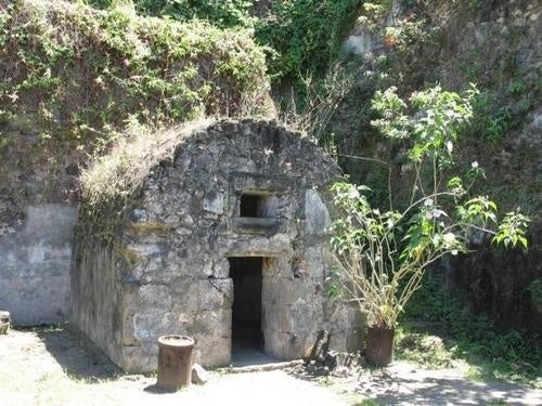 This Stone Prison Helped a Drunk Survive Doomsday