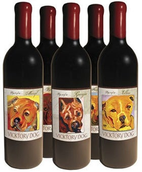 Taste The Goodness Of Vicktory Dogs Wine