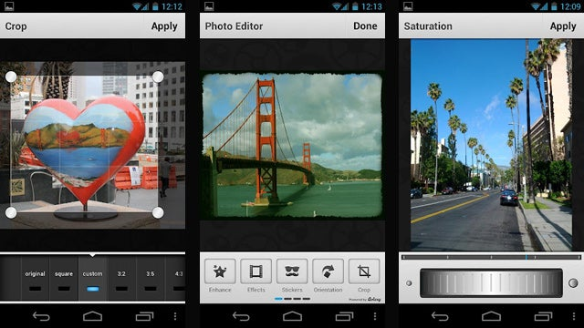 Aviary Online Image Editor Releases Android Plugin