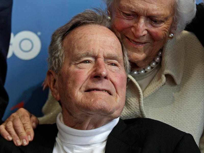 George H.W. Bush is No Longer in Intensive Care