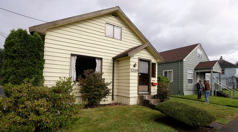 Buy Kurt Cobain's Childhood Home (for $433,000 More Than It's Worth)
