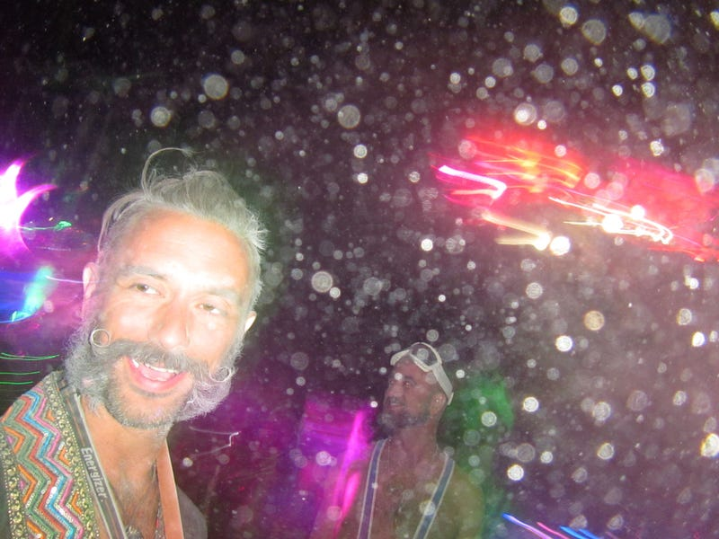 Burning Man: SEX DRUGS SEX DRUGS SEX AND MORE DRUGS AND SEX