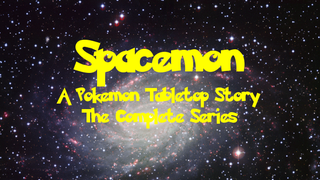 Spacemon - A Pokemon Tabletop Story