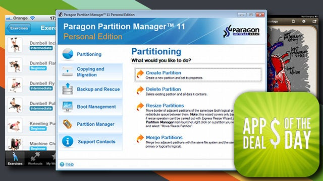 Daily App Deals: Take Control of Your Hard Drives with Partition Manager, Free for Today