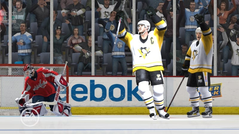 NHL 12 Sends Hockey's Greatest Shift on the Ice