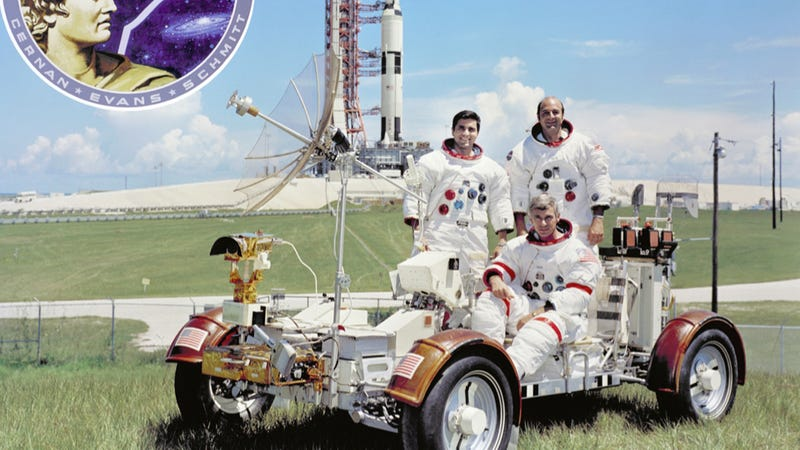 These Are The Space Cars Of NASA