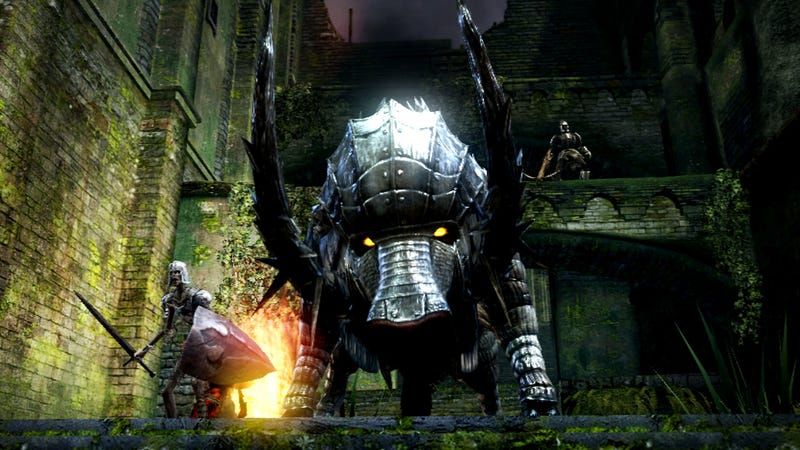 Dark Souls Is Hard. Dark Souls Screens Are Easy (on the Eyes).