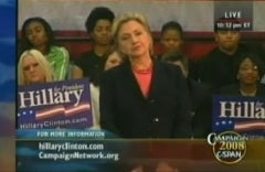 """Clinton To Appoint Government """"Webloggers"""""""