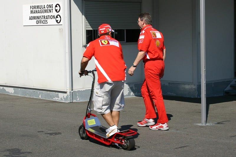 Ross Brawn Buys Honda F1 Team, Returns As Brawn GP