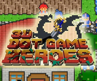 Explore The Hall Of 3D Dot Game Heroes