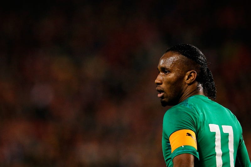 For Ivory Coast's Golden Generation, This Is Their Last Shot At Glory