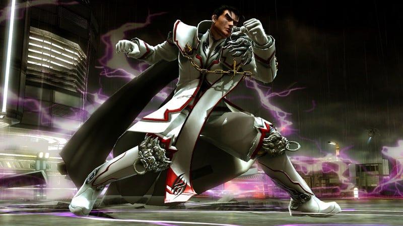 Tekken 6 CLAMP Outift In Focus
