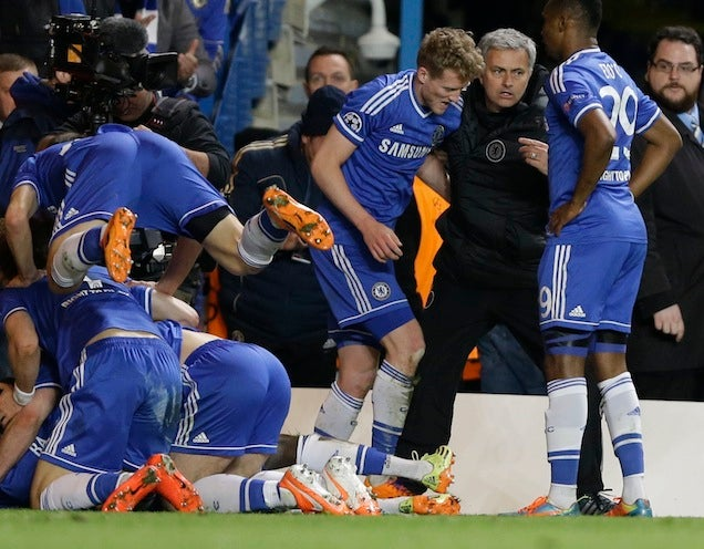 Typical José: Chelsea's Champions League Win Was Right On Schedule