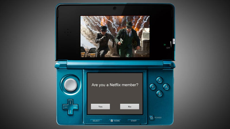 Did Nintendo Just Out Netflix's 3D Streaming Plans?