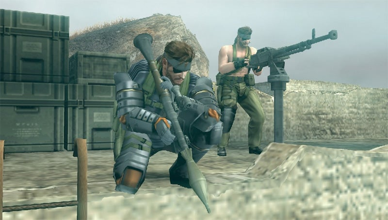 Metal Gear Solid: Peace Walker Scores Famitsu's Latest 40/40