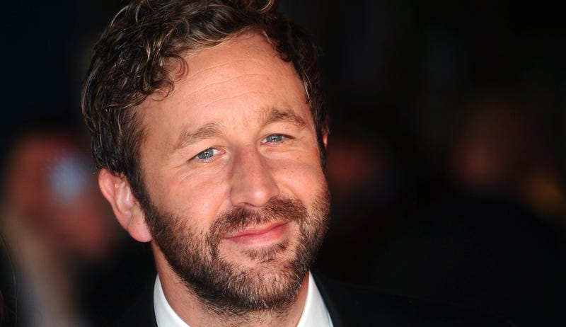 If You Have a Foot Fetish, Chris O'Dowd Has Found the Store For You
