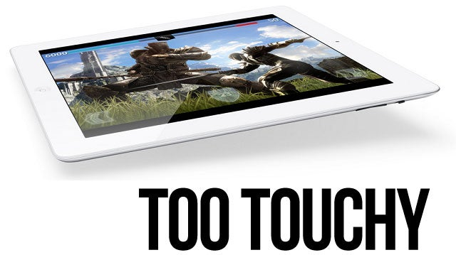 Why Apple's New iPad Won't Win Over the Xbox Gamer