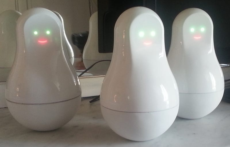 Robotic Mother To Track Bad Habits, Coming To A Store Near You