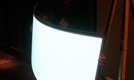 CeeLite Flat Lighting Panels Are OLED for Giants