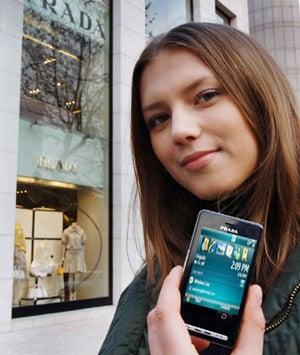 Future LG Phones To Run Windows Mobile 6, Prada Included?