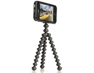 Joby's Newest Gorillamobile Means Smooth Shooting on Your iPhone 4
