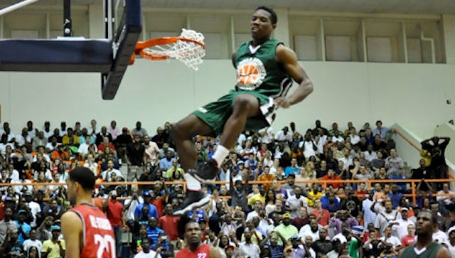 Eric Bledsoe Can Fly