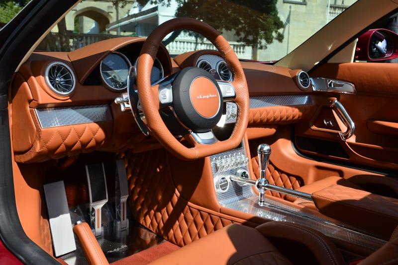 Jolly Good Car Porn At Ye Olde Salon Privé