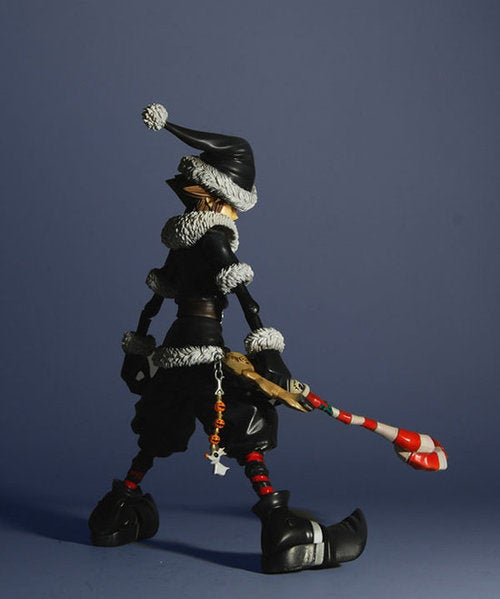Some Kingdom Hearts Figures To Jingle Your Bells