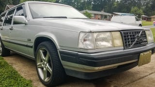 Sadly getting ready to sell my Volvo wagon.