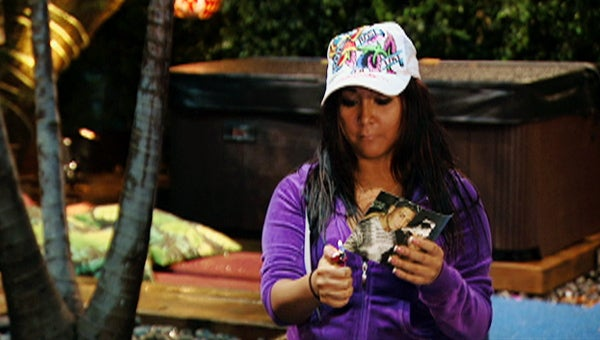 Jersey Shore: The Definition of 'Done'