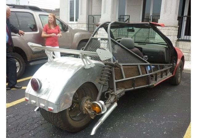 This Is Why You Shouldn't Be Cavalier When Building A Trike