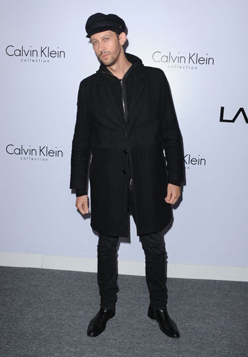 Jared Leto Terrifies At Calvin Klein Art Event