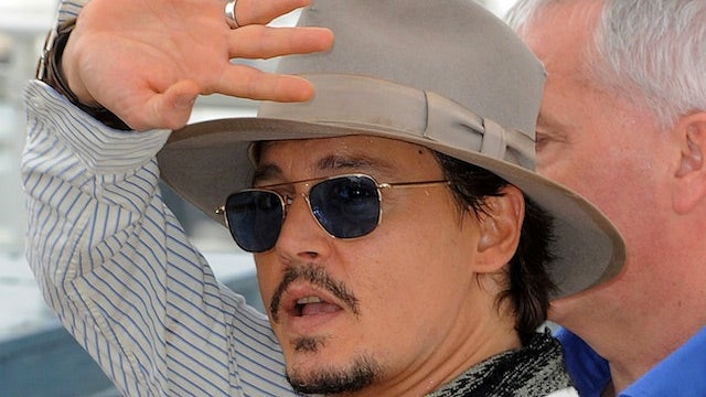 Johnny Depp Has Too Many Hats