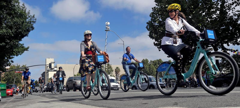 Americans Have Taken 23 Million Bike Share Rides and No One Has Died