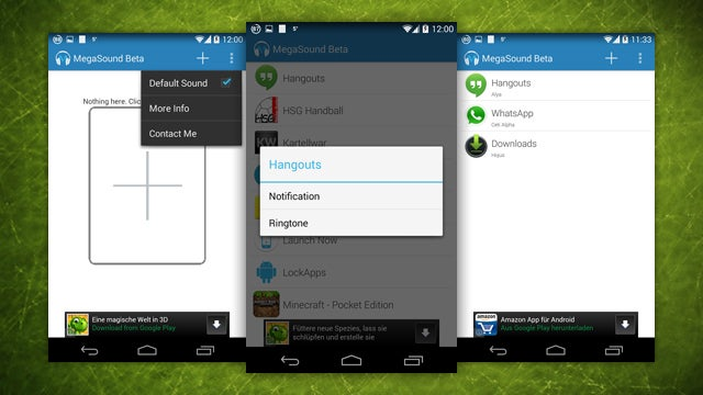 MegaSound Lets You Set Custom Notification Sounds for Each Android App