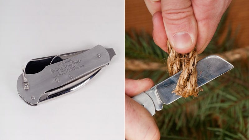 The No-Nonsense Pocket Knife With a History to Match