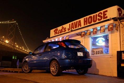 Jalopnik Reviews: 2007 Ford Focus PZEV, Part 1