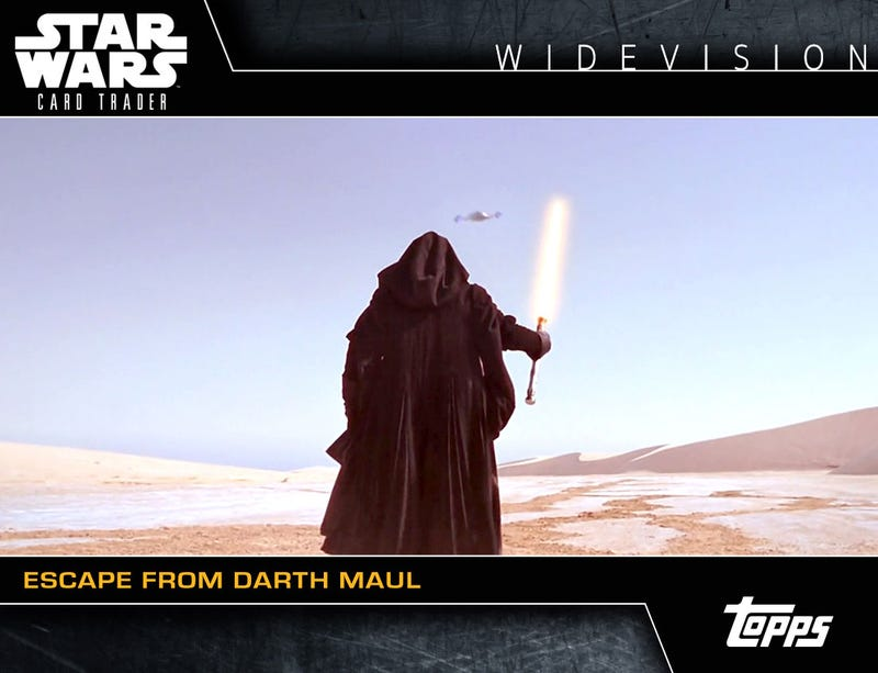 Here's Your First Look at the Newest Cards in Star Wars Card Trader
