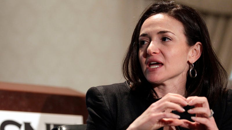 Facebook Names Sheryl Sandberg to its Formerly All-Male Board