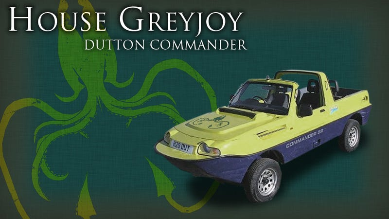 The Cars That Should Be In 'Game Of Thrones'