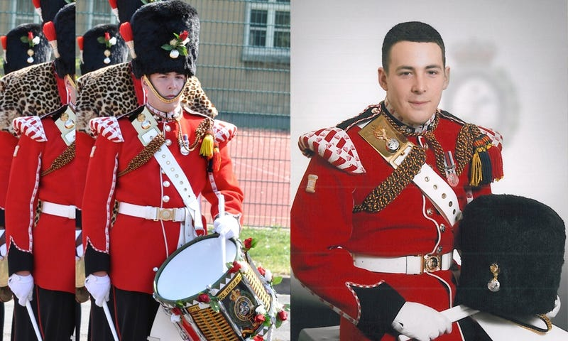 Lee Rigby, Soldier and Drummer, Killed By Butchers of Woolwich