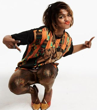 M.I.A. Will Overthrow the System by Marrying Into It
