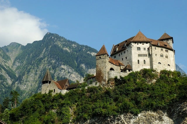 You Can 'Rent' the Entire Country of Liechtenstein