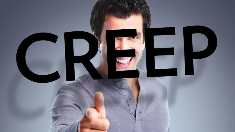 Why Guys Really Hate Being Called 'Creepy'