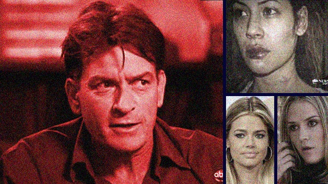 Charlie Sheen's History Of Violence Toward Women