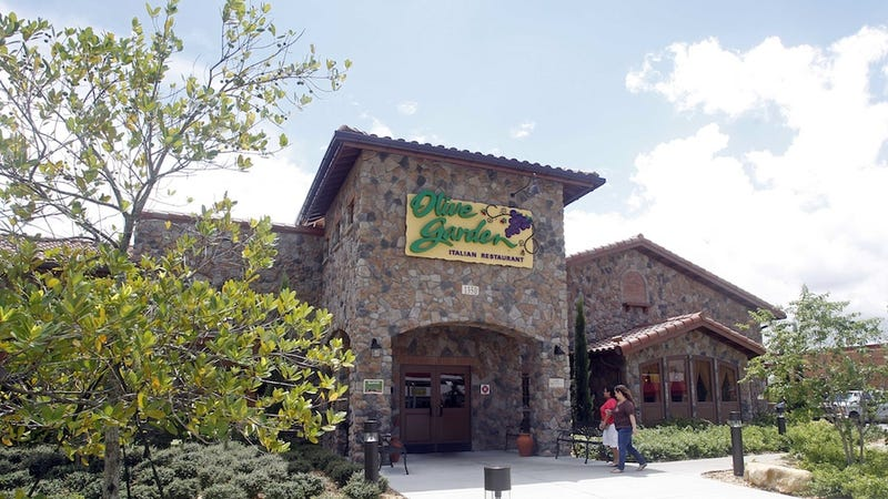 Olive Garden Will Pay for Your Kids' Babysitter (But Just This Once)