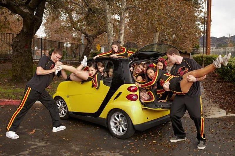 The Oppo clown car question