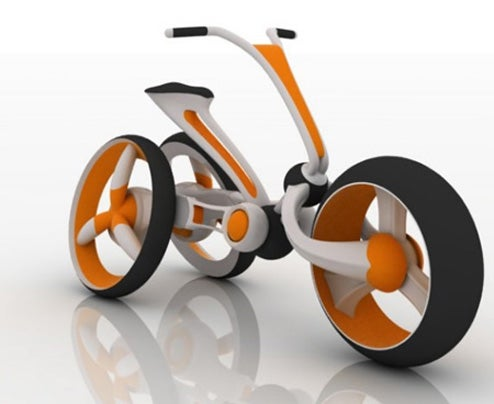 Tricycles Are Just Bicycles from the Future
